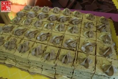 Coffee Crumble Cake