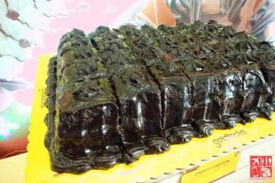 Chocolate Chifon Cake
