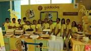 Goldilocks National Cake Day Celebration Year 2