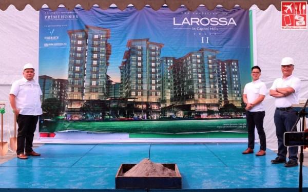 Larossa Phase 2 announced