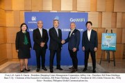 SM and Globe Team Up to Boost SM Supermall Free WiFi