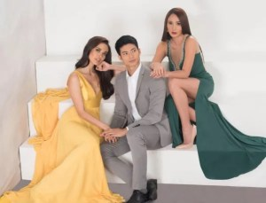 Megan Young, Mikael Daez, and Katrina Halili on The Stepdaughters