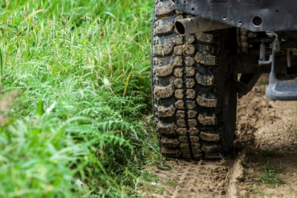 Road condition ATV Tires are subjected to