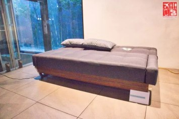 Sofa Bed by CLC Marketing Ventures Corp