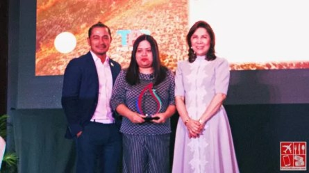 Cine Turismo recognized Paglipay