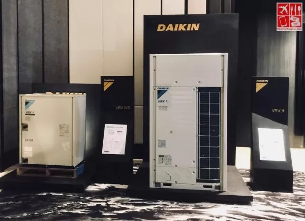 Daikin VRV X/A Air Conditioning Systems
