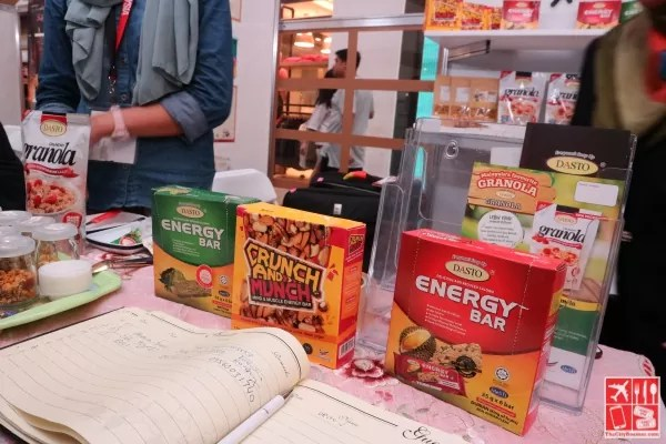 Energy Bar products
