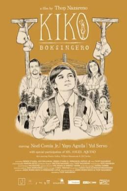 Kiko Boksingero movie poster