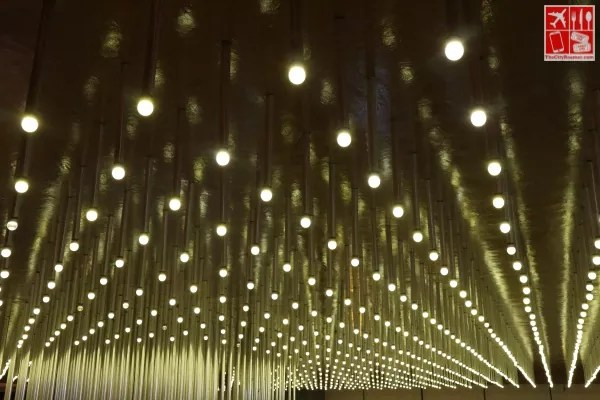 PICC has over 3,000 drop lights at the lobby