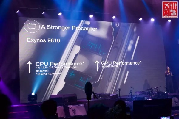 Samsung Galaxy S9 Features - Stronger Processor