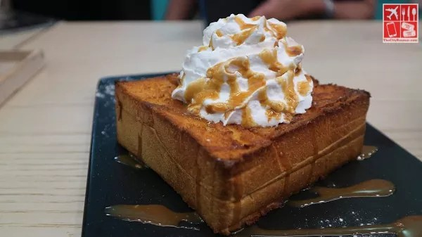 Snowbing Honey Butter Toast (Php188)