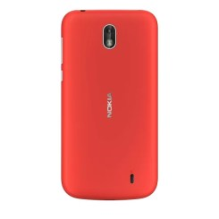 Back of Nokia 1 with Express On Cover