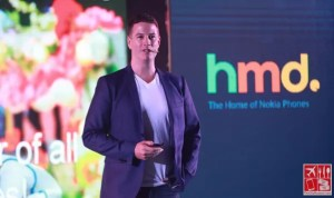 Mr Shannon Mead - Philippines Country Manager of HMD Global