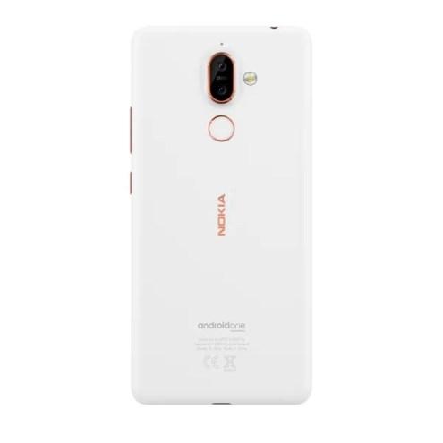 Nokia 7 plus (back)