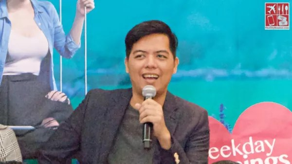 Direk Nick Olanka is not scared of the challenge that a new series brings