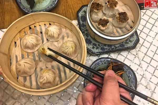 Shanghainese Dishes at Bai Nian Tang Bao