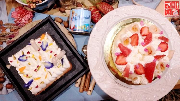 Chef Miko Aspiras Cake Creations for Milmaid Epicureum