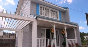 A Model Unit in Metro Manila Hills by San Jose Builders