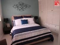Master's Bedroom of the 3-bedroom model house