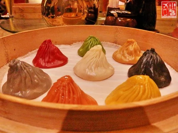 Special Dynasty Xiao Long Bao in 8 flavors