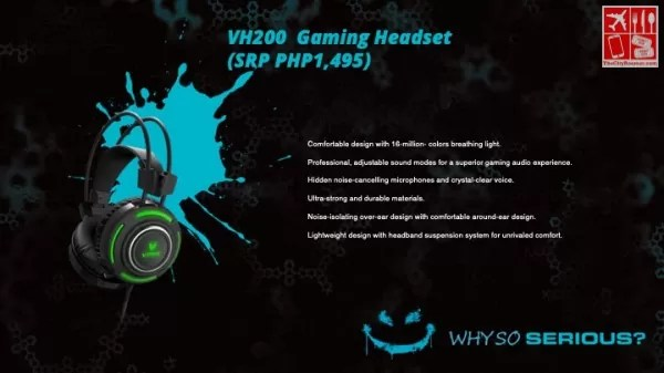 VH200 Gaming Headset
