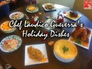 Chef Laudico Guevarra's has New Dishes for the Holiday Season