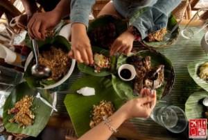 A Filipino feast