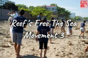 Reef Makes a Pledge for Cleaner Beaches