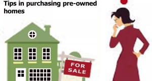 Tips for finding a pre-owned home