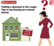 Tips in Purchasing Pre-owned Home