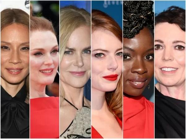Nicole Kidman, Emma Stone, and other stars