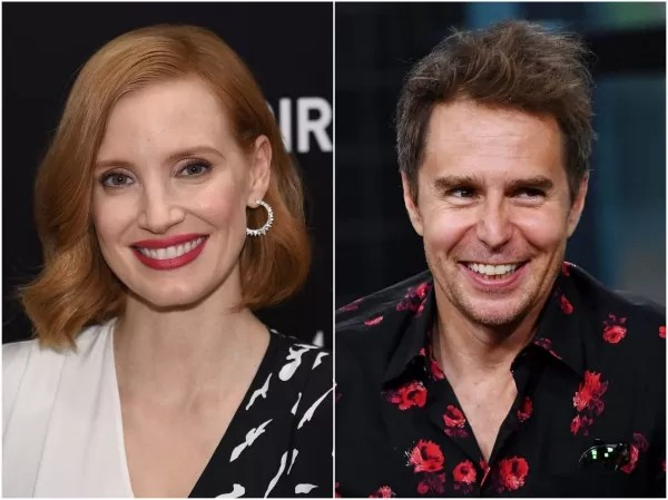Jessica Chastain, Sam Rockwell to Present at the 76th Golden Globes
