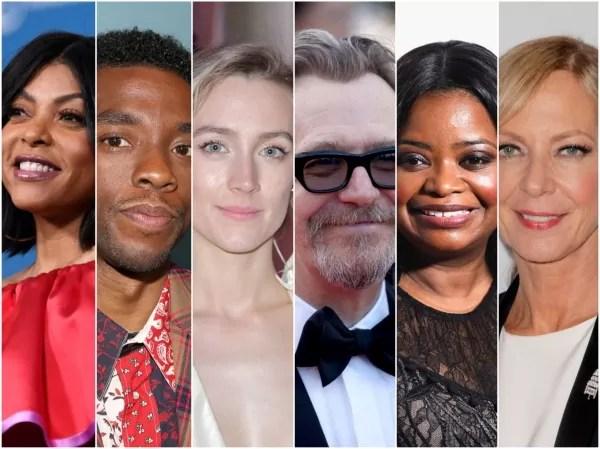 Globes:Saoirse Ronan, Gary Oldman & More
