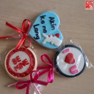 Chocolate Valentine Treats from Goldilocks