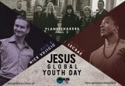 Jesus Global Youth Day with Nick Vujicic, Planetshakers