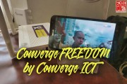 Converge FREEDOM Streaming Service by Converge ICT