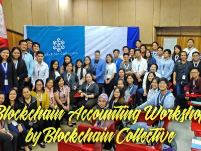 Blockchain Accounting Workshop by Blockchain Collective