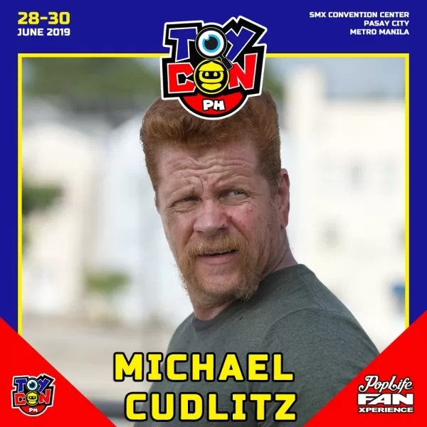 Michael Cudlitz of The Walking Dead