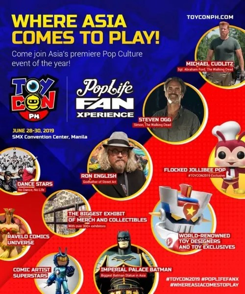 TOYCON - Where Asia Comes To Play