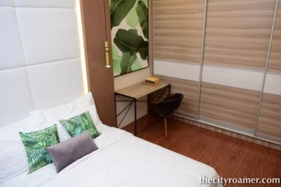 The Showroom - A spacious bedroom