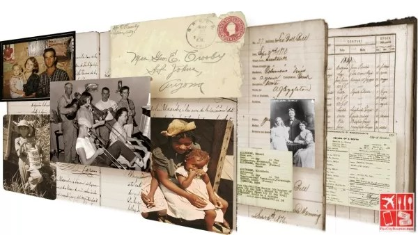 FamilySearch helps traces Family Lineage