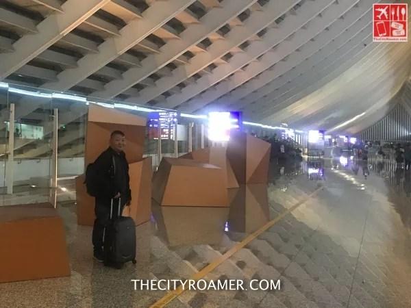 Touchdown Taoyuan International Airport Taipei_Fotor