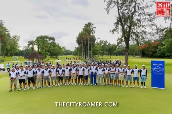 Metrobank Golf Tournament for Cebu clents