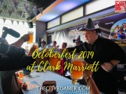 Authentic Oktoberfest at Clark Marriott