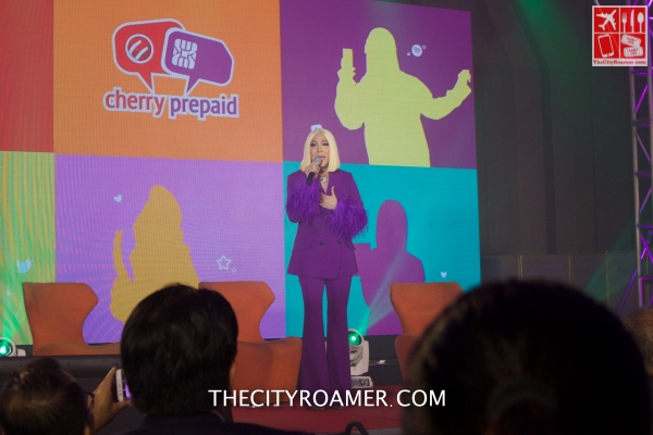 Vice Ganda shares his thoughts about the Cherry Prepaid Ganda Promos