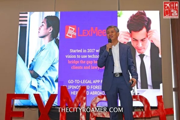 Atty. Marlon Valderama-Founder and President of LexMeet