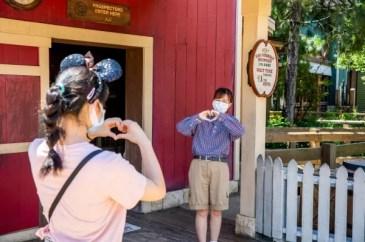 Hongkong Disneyland reopening event