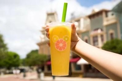 Kumquat Lemon Green Tea