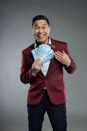 TV5 Game Shows host Jose Manalo