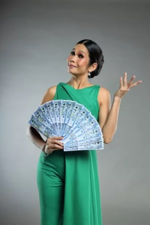 TV5 Game Shows host Pokwang